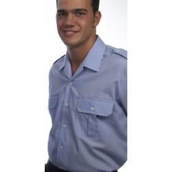 Camisa Colarinho Aberto
