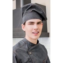 Gorro Chef Denim