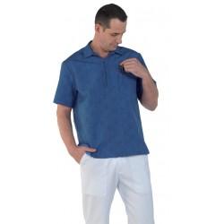 Túnica Homem Jeans Microfibra